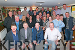 Dermot Casey from Killarney celebrated his retirement after 32 years working for OPW National Monuments with a party in Corkery's Bar Killarney last Saturday night.