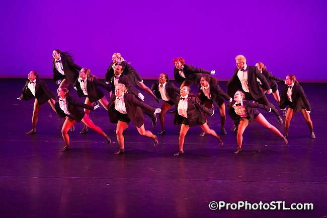 "Ashleyliane Dance Company showcase titled ""Odyssey"" presented in Edison Theater at Washington University in St. Louis, Missouri on May 30, 2015."