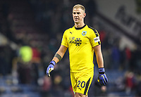 Burnley's Joe Hart<br /> <br /> Photographer Rachel Holborn/CameraSport<br /> <br /> The Premier League - Burnley v Newcastle United - Monday 26th November 2018 - Turf Moor - Burnley<br /> <br /> World Copyright &copy; 2018 CameraSport. All rights reserved. 43 Linden Ave. Countesthorpe. Leicester. England. LE8 5PG - Tel: +44 (0) 116 277 4147 - admin@camerasport.com - www.camerasport.com