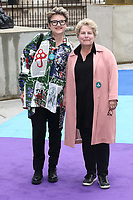 Sandi Toksvig and Debbie Toksvig at the Royal Academy Of Arts Summer Exhibition Preview Party 2019, at the Royal Academy, Piccadilly, London on June 4th 2019<br /> CAP/ROS<br /> ©ROS/Capital Pictures