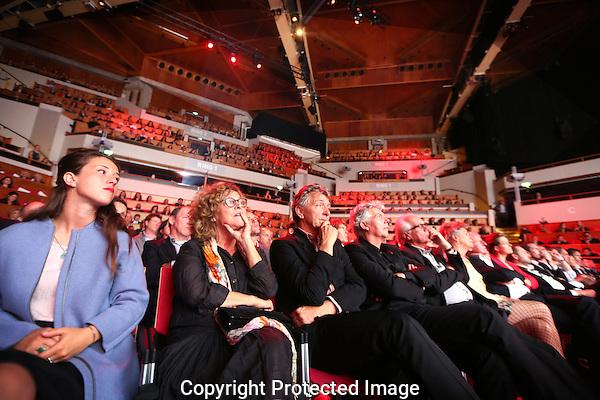 UTRECHT, 24 september 2014<br /> Nederlands Film Festival<br /> Openingsavond: publiek in Tivoli/Vredenburg<br /> Foto Ramon Mangold