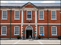 BNPS.co.uk (01202 558833)<br /> Pic: PhilYeomans/BNPS<br /> <br /> The Rifles Museum in Winchester.<br /> <br /> Military museum in hot water over missing medals..<br /> <br /> A woman whose father and grandfather donated their highly-valuable gallantry medals to an army museum is furious they have disappeared having been suspiciously substituted for duplicates.<br /> <br /> Susan Bond, whose husband Richard is a retired crown court judge, discovered the two Military Cross groups at the The Royal Green Jackets Museum are not the ones bequeathed to them after one set appeared on the open market.<br /> <br /> Mrs Bond confronted the trustees at the museum, whose former Colonel-in-Chief was the Queen, but the 70-year-old has been left dismayed at their 'indifferent' response at the loss which they have been unable to properly explain.<br /> <br /> The owners - the museum based in Winchester, Hants - said they were satisfied that no criminal activity had taken place and the police investigation came to nothing.