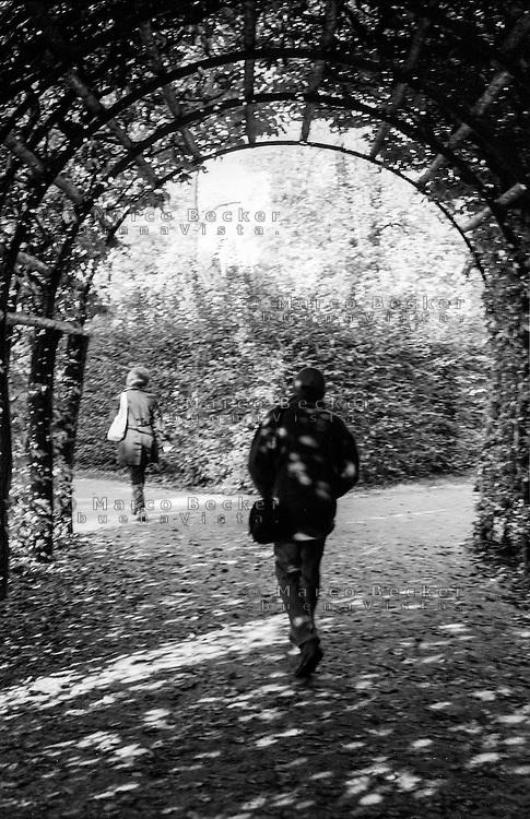 Potsdam, parco di Sanssouci --- Potsdam, Sanssouci Park