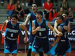 Basquetbol 2019 Sudamericano U17 Chile vs Ecuador