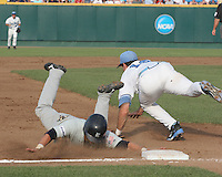Rice vs. UNC (Game 1) CWS 2007