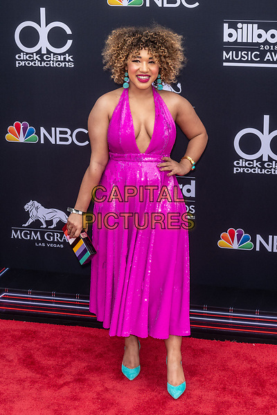 LAS VEGAS, NV - MAY 20: Courtney Quinn at the 2018 Billboard Music Awards at the MGM Grand Garden Arena in Las Vegas, Nevada on May 20, 2018. <br /> CAP/MPI/DAM<br /> &copy;DAM/MPI/Capital Pictures
