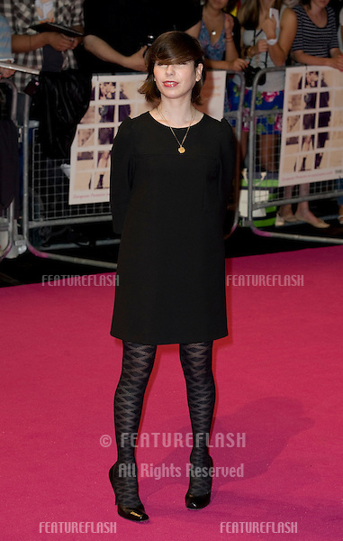 Sally Hawkins arriving for the UK premiere of One Day at the Vue Cinema in, Westfield, London. 23/08/2011  Picture by: Simon Burchell / Featureflash