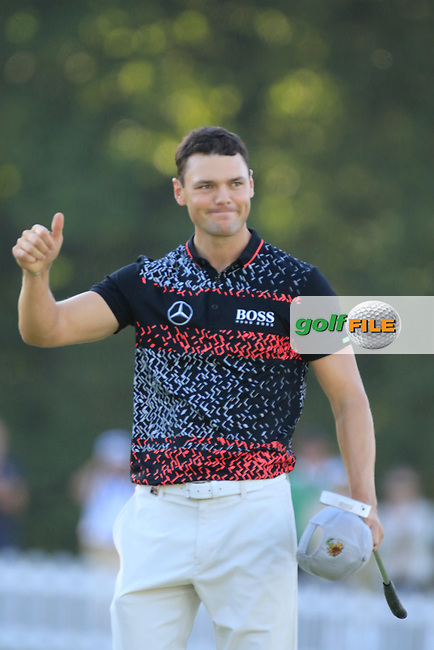 Martin Kaymer (GER)  during the final round of the Porsche European Open, Golf Resort Bad Griesbach, Bad Griesbach, Germany. 25/09/2016<br /> Picture: Golffile | Phil Inglis<br /> <br /> <br /> All photo usage must carry mandatory copyright credit (&copy; Golffile | Phil Inglis)
