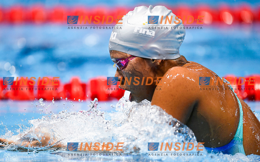 PAWAPOTAKO Phiangkhwan THA<br /> Women's 400m Individual Medley<br /> 13th Fina World Swimming Championships 25m <br /> Windsor  Dec. 6th, 2016 - Day01<br /> WFCU Centre - Windsor Ontario Canada CAN <br /> 20161206 WFCU Centre - Windsor Ontario Canada CAN <br /> Photo &copy; Giorgio Scala/Deepbluemedia/Insidefoto