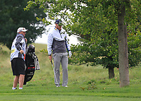 Jens Dantorp (SWE) in the rough on the 2nd fairway during Round 4 of the D+D Real Czech Masters at the Albatross Golf Resort, Prague, Czech Rep. 03/09/2017<br /> Picture: Golffile   Thos Caffrey<br /> <br /> <br /> All photo usage must carry mandatory copyright credit     (&copy; Golffile   Thos Caffrey)