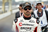 Verizon IndyCar Series<br /> Indianapolis 500 Qualifying<br /> Indianapolis Motor Speedway, Indianapolis, IN USA<br /> Saturday 20 May 2017<br /> Oriol Servia, Rahal Letterman Lanigan Racing Honda<br /> World Copyright: Scott R LePage<br /> LAT Images<br /> ref: Digital Image lepage-170520-indy-2554