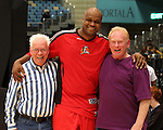 Images from the basketball game between the Reno Bighorns and the Idaho Stampede on Sunday, April 1, 2012 in Reno, Nev. Idaho won 108-99..Photo by Cathleen Allison