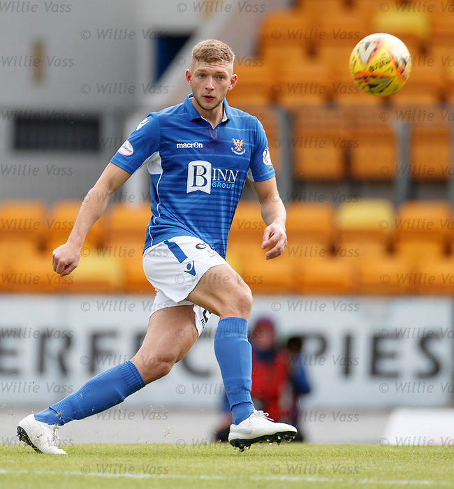 Liam Gordon, St Johnstone