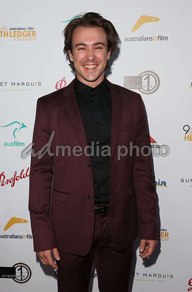 01 June 2017 - West Hollywood, California - Ben O'Toole. The 9th Annual Australians In Film Heath Ledger Scholarship Dinner. Photo Credit: F. Sadou/AdMedia