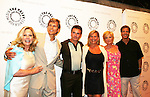 Tina Sloan - Grant Aleksander - Kurt McKinney - Kim Zimmer - Ellen Dolan - Bradley Cole at the Goodbye to Guiding Light, 72 Years Young on August 19, 2009 at the Paley Center for Media, NYC, NY. (Photo by Sue Coflin/Max Photos)