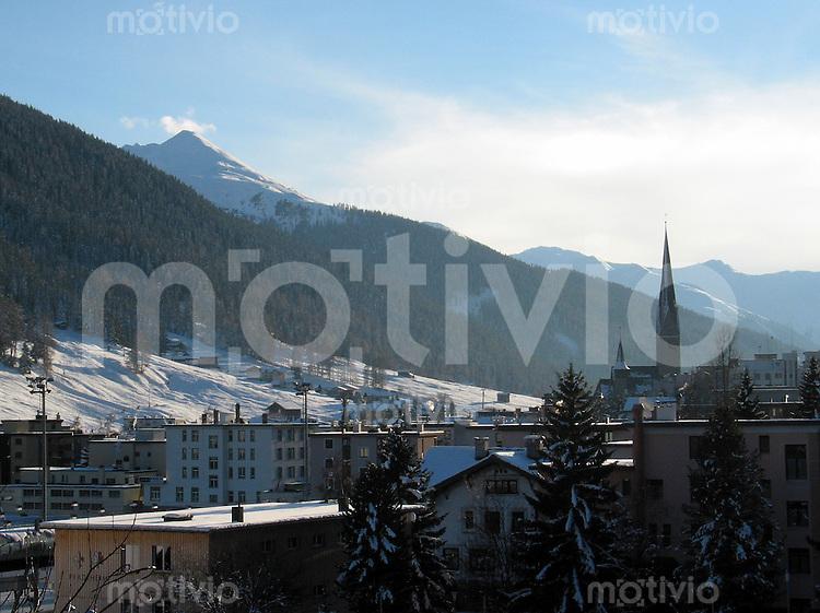 DAVOS (Schweiz)