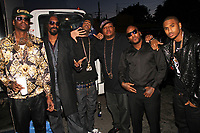 "WEST HOLLYWOOD, CA - FEBRUARY 11, 2019 2 Chainz, Snoop Dogg, Nipsey Hussle, Trey Songz, Young Jeezy & E-40 on the set of theYoung Jeezy ""R.I.P."" Video Shoot at Greystone Manor February 11, 2013 in West Hollywood, California. <br /> CAP/MPI/WG<br /> ©WG/MPI/Capital Pictures"