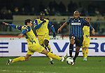 2012 Serie A Chievo v Inter Milan Mar 9th..Maicon Douglas on 10/03/2012 in Verona, ITALY. ..© PierreTeyssot.com