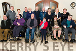 South Kerry Branch of Irish Wheelchair Association Fund Raising Dance in the Heights Hotel, Killarney last Friday night.