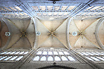 Roof of Nave in Cathedral, Avila, Spain
