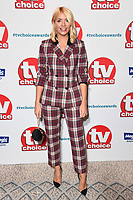 LONDON, UK. September 10, 2018: Holly Willoughby at the TV Choice Awards 2018 at the Dorchester Hotel, London.<br /> Picture: Steve Vas/Featureflash