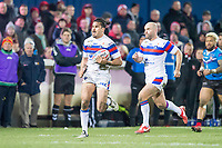 Picture by Allan McKenzie/SWpix.com - 09/02/2018 - Rugby League - Betfred Super League - Wakefield Trinity v Salford Red Devils - The Mobile Rocket Stadium, Wakefield, England - Justin Horo.