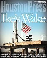 Hurricane Ike Hits Houston