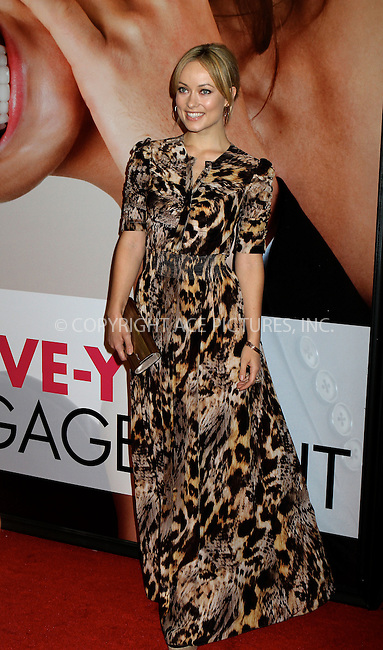 """WWW.ACEPIXS.COM . . . . .  ....April 18 2012, New York City....Olivia Wilde arriving at the premiere of """"The Five Year Engagement"""" for the opening of the Tribeca Film Festival at the Ziegfeld Theatre on April 18, 2012 in New York City ....Please byline: NANCY RIVERA- ACEPIXS.COM.... *** ***..Ace Pictures, Inc:  ..Tel: 646 769 0430..e-mail: info@acepixs.com..web: http://www.acepixs.com"""