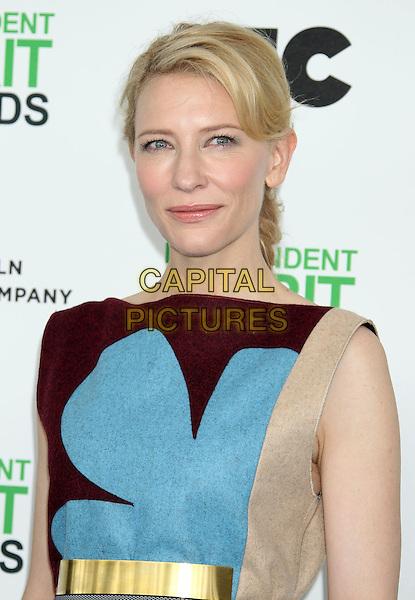 1 March 2014 - Santa Monica, California - Cate Blanchett. 2014 Film Independent Spirit Awards held at Santa Monica Beach. <br /> CAP/ADM/RE<br /> &copy;Russ Elliot/AdMedia/Capital Pictures