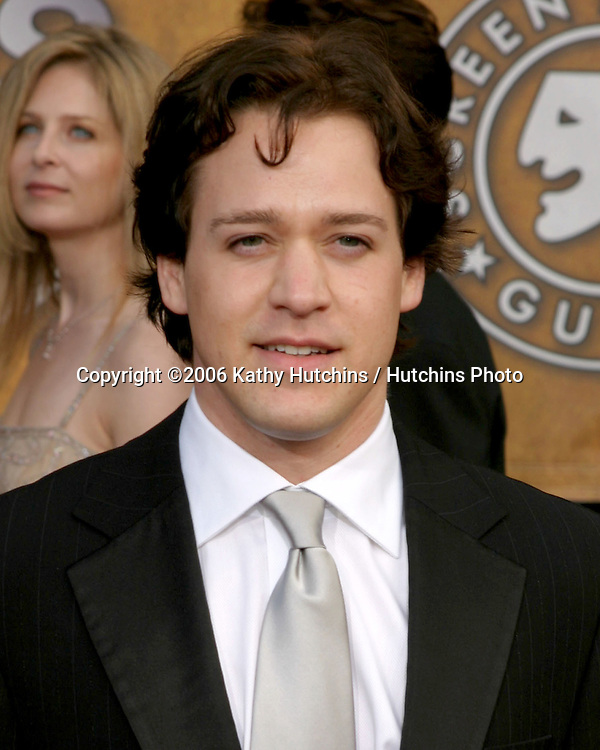 TR Knight.12th Annual Screen Actors Guild  Awards.Shrine Auditorium.Los Angeles, CA.January 29, 2006.©2006 Kathy Hutchins / Hutchins Photo....