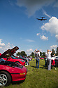 03/06/18<br /> <br /> Lancaster bober flypast at Toyota MR2 Day at Hatton Country World, Warwickshire.<br /> <br /> All Rights Reserved: F Stop Press Ltd. +44(0)1335 344240  www.fstoppress.com.