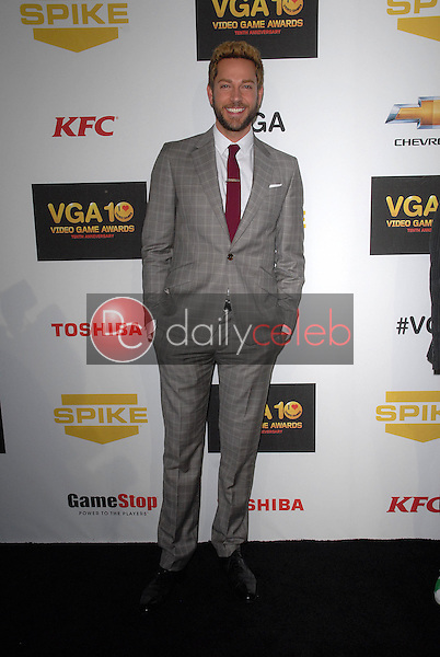 Zachary Levi<br /> at Spike TV`S Video Game Awards 2012, Sony Pictures Studios, Culver City, CA 12-07-12<br /> David Edwards/DailyCeleb.com 818-249-4998