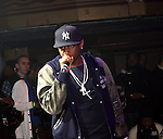 Fabolous Performs at Thanksgiving Night With Fabolous Hosted by Funkmaster Flex at Webster Hall New York 11/25/10