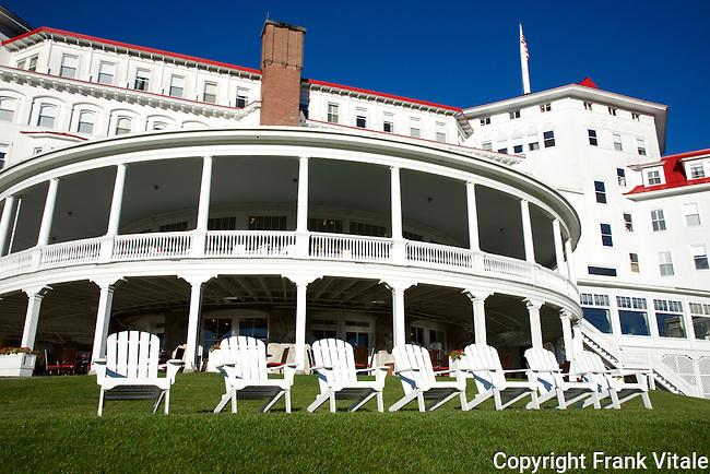 Mount Washington Resort, Bretton Woods, NH