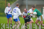 Finuge v St Marys in the Division 2 League clash in Finuge on Saturday ..