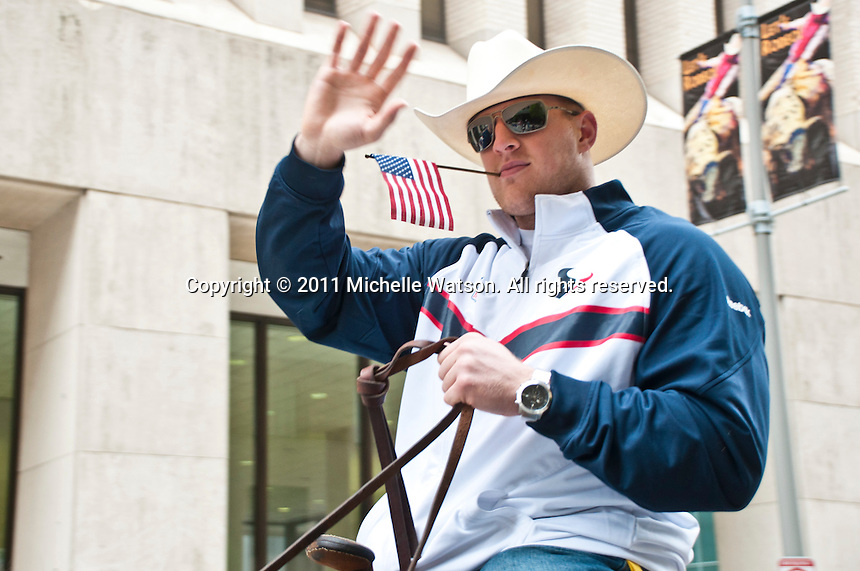 Houston Downtown Rodeo Parade