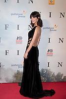 """ATENCAO EDITOR IMAGEM EMBARGADA PARA VEICULOS INTERNACIONAIS - MADRI, ESPANHA, 20 NOVEMBRO 2012 - PRE ESTREIA FIN - Maribel Verdu, durante pre estreia de """"FIN"""" no Callao Cinema em Madri capital da Espanha nesta terca-feira, 20. (FOTO: CESAR CEBOLA / ALFAQUI / BRAZIL PHOTO PRESS)."""