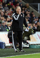 Pictured: West Ham manager Neil McDonald Saturday 10 January 2015<br />