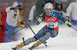 2/17/06 -- The 2006 Torino Winter Olympics -- Sestriere , Italy. -- NIGHT Alpine Skiing - Women's Slalom Combined -- .Lindsey Kildow..Photo by Scott Sady, USA TODAY staff.