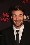 As The World Turns James Wolk at Premier of Tell Me A Story as he stars in the show - This is no fairy tale at Metrograph, NYC on October 23, 2018 which is a CBS - all Access original series - premieres on Halloween  (Photo by Sue Coflin/Max Photos)