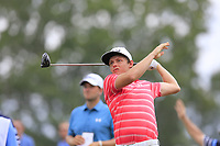 Cameron Smith (AUS) tees off the 11th tee during Friday's Round 2 of the 2017 PGA Championship held at Quail Hollow Golf Club, Charlotte, North Carolina, USA. 11th August 2017.<br /> Picture: Eoin Clarke | Golffile<br /> <br /> <br /> All photos usage must carry mandatory copyright credit (&copy; Golffile | Eoin Clarke)