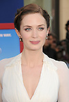Emily Blunt Krasinksi at Touchstone Pictures' World Premiere of Gnomeo & Juliet held at The El Capitan Theatre in Hollywood, California on January 23,2011                                                                               © 2010 DVS/Hollywood Press Agency