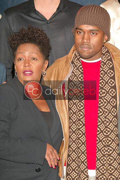 Anita Baker and Kanye West