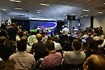 Lewis Hamilton (GBR), Mercedes GP - Sebastian Vettel (GER), Red Bull Racing - Nico Huelkenberg (GER), Force India Formula One Team - Fernando Alonso (ESP),  Scuderia Ferrari - Nico Rosberg (GER), Mercedes GP - Jenson Button (GBR),  McLaren F1 Team  <br />  Foto &copy; nph / Mathis