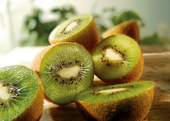 Fresh kiwi fruit food photos