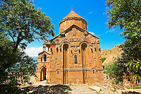 10th century Armenian Orthodox Cathedral of the Holy Cross on Akdamar Island, Lake Van Turkey 55
