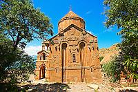 10th century Armenian Orthodox Cathedral of the Holy Cross on Akdamar Island, Lake Van Turkey 55