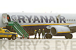 The Kerry Stansted Ryanair flight had to make an emergency landing at Kerry airport at Farranfore on Tuesday morning.