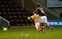 25/11/2006       Copyright Pic: James Stewart.File Name :sct_jspa14_motherwell_v_falkirk.KEITH LASLEY GOES DOWN FOR MOTHERWELL'S SECOND PENALTY.James Stewart Photo Agency 19 Carronlea Drive, Falkirk. FK2 8DN      Vat Reg No. 607 6932 25.Office     : +44 (0)1324 570906     .Mobile   : +44 (0)7721 416997.Fax         : +44 (0)1324 570906.E-mail  :  jim@jspa.co.uk.If you require further information then contact Jim Stewart on any of the numbers above.........