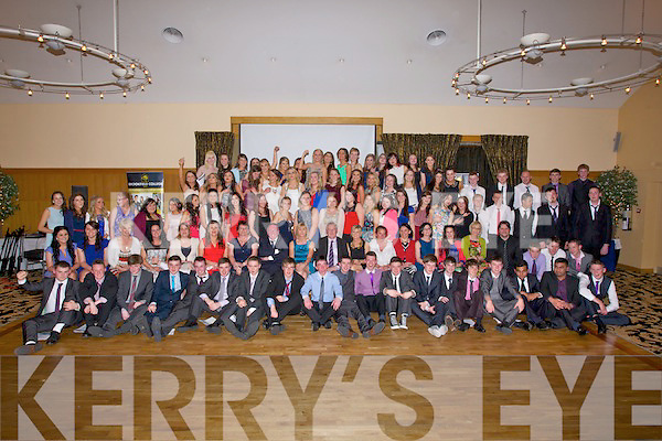 GRADUATION: The Class of 2013 Brookfield College Collis Sands, Tralee who graduated on Thursday evening at a special graduation ceremony in Ballyroe Heights Hotel, Tralee.
